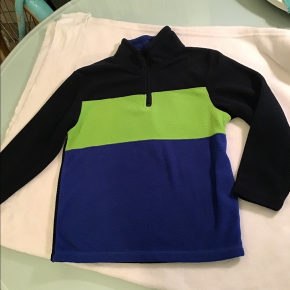 1989 Place Other - Place boys tricolor top size 5/6